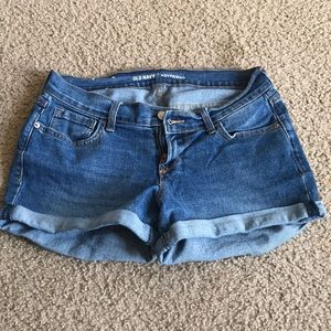 Old Navy Denim Boyfriend Shorts